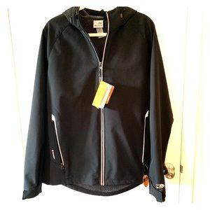 NWT Champion men's hooded softshell jacket XL